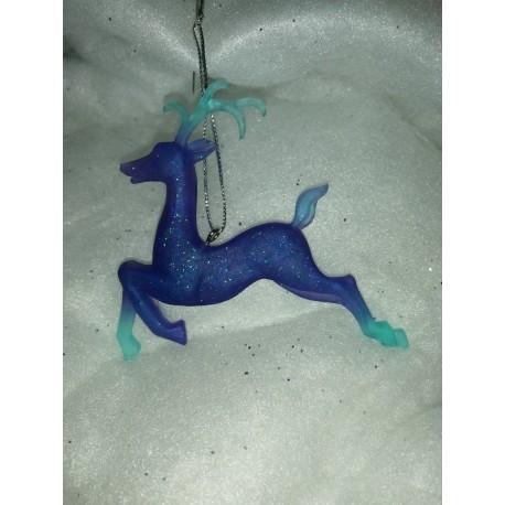 Cerf bleu