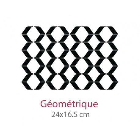 Pochoirs Géométriques