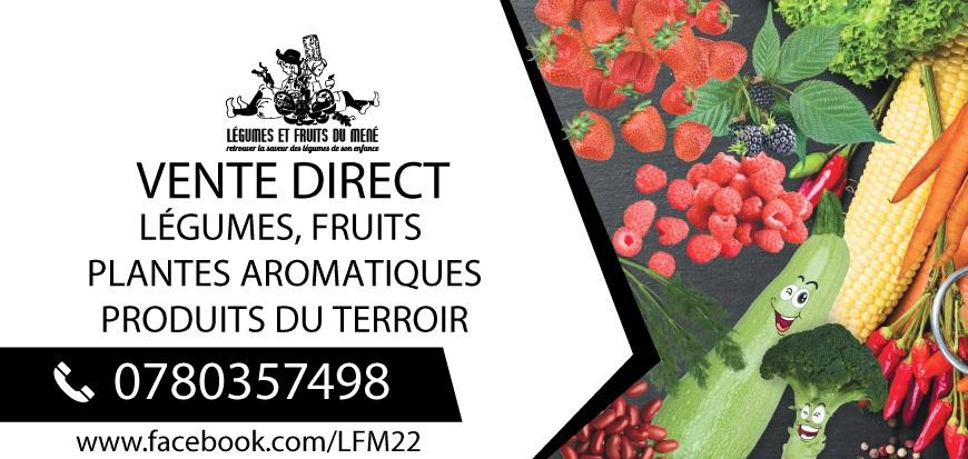 Légumes et Fruits du Mené